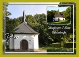 Ansichtskarte Marpingen-Rheinstraße-Kapelle